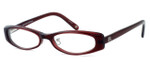 "Banana Republic ""Breanna"" Designer Eyeglasses in Wine (EPE) :: Rx Single Vision"
