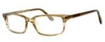 Tortoise & Blonde Designer Eyeglasses Collection Jermyn in Brown Sugar :: Custom Left & Right Lens