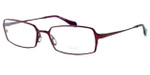 Oliver Peoples Optical Eyeglasses Becque in Purple (DAM) :: Custom Left & Right Lens