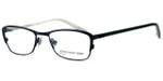 Jones NY Designer Eyeglasses J124 in Black :: Progressive