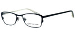 Jones NY Designer Eyeglasses J124 in Black :: Rx Bi-Focal