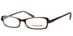 Jones NY Designer Eyeglasses J725 in Brown :: Rx Bi-Focal