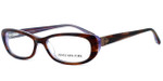 Jones New York Womens Designer Eyeglasses J742 in Brown :: Rx Bi-Focal