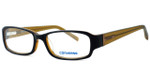 Converse Whats Next Designer Eyeglasses in Brown :: Rx Bi-Focal