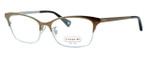 Coach Designer Eyeglasses 'Terri' 5041-9002 :: Progressive