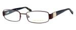 Tory Burch TY1023 Designer Eyeglasses in Burgundy-Tortoise (104) :: Custom Left & Right Lens