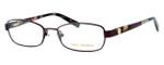 Tory Burch TY1027 Designer Eyeglasses in Burgundy (147) :: Rx Bi-Focal