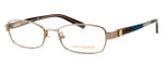 Tory Burch TY1027 Designer Reading Glasses in Rose Gold (116)