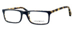Emporio Armani Designer Eyeglasses EA3043-5273 in Black & Tortoise :: Rx Single Vision
