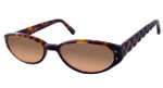 Eddie Bauer Reading Sunglasses 8218 in Tortoise