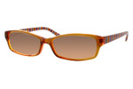 Eddie Bauer Reading Sunglasses 8245 in Cognac
