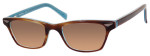 Eddie Bauer Reading Sunglasses 8281 in Blonde Blue