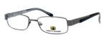 Body Glove BB121 Designer Eyeglasses in Gunmetal :: Custom Left & Right Lens