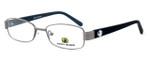 Body Glove BB119 Designer Eyeglasses in Gunmetal :: Rx Single Vision