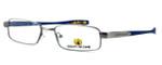Body Glove BB122 Designer Eyeglasses in Pewter :: Progressive