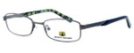 Body Glove BB117 Designer Eyeglasses in Gunmetal :: Rx Bi-Focal