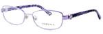 Versace 1186B-1012 Designer Reading Glasses in Violet