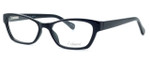 Enhance Optical Designer Eyeglasses 3903 in Black :: Custom Left & Right Lens