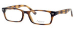 Enhance Optical Designer Eyeglasses 3928 in Tortoise :: Rx Single Vision