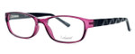 Enhance Optical Designer Eyeglasses 3959 in Purple-Black :: Progressive