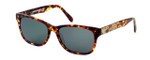 Parkman Handcrafted Polarized Sunglasses Windemere in Tortoise with Wine Cork & Grey Lens ; Made in the USA