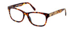 Parkman Handcrafted Eyeglasses Windemere in Tortoise with Wine Cork ; Made in the USA :: Rx Single Vision