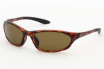 Ono's™™ Polarized Sunglasses: Ocracoke in Tortoise & Amber