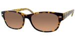 Eddie Bauer Sunglasses 8212 in Tortoise Cream