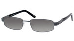 Dale Earnhardt, Jr. 6709 Designer Reading Sunglasses in Gun-Metal