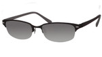 Dale Earnhardt, Jr. 6738 Designer Reading Sunglasses in Black
