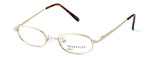 Calabria Kids Fit MetalFlex Designer Reading Glasses FF in Gold