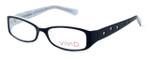 Calabria Optical Viv Kids Designer Reading Glasses 120 in Black