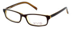 Calabria Optical Viv Kids Designer Reading Glasses 129 in Khaki