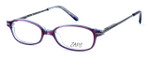 Calabria Viv Kids Zaps 4 Designer Reading Glasses in Purple