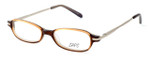 Calabria Viv Kids Zaps 12 Designer Reading Glasses in Brown