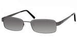 Dale Earnhardt, Jr. 6746 Designer Reading Sunglasses in Gun-Metal