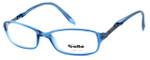 Bollé Designer Eyeglasses Elysee in Crystal Blue 70215 52mm :: Progressive