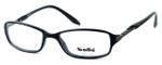 Bollé Designer Eyeglasses Elysee in Shiny Black 70133 50mm :: Custom Left & Right Lens