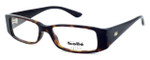 Bollé Louvres Designer Eyeglasses in Dark Demi Tortoise :: Rx Bi-Focal