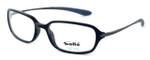 Bollé Neuilly Designer Eyeglasses in Shiny Black w/ Dark Gun :: Progressive