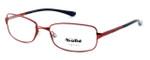 Bollé Voiron Designer Eyeglasses in in Red :: Rx Bi-Focal
