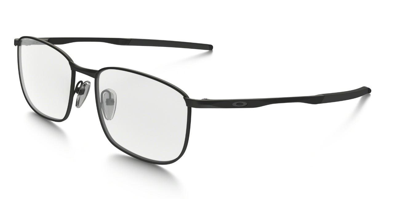 df2bb186b1f1 Oakley Optical Designer Reading Glasses Taproom in Matte Black OX3204-0255