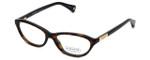 Coach Womens Designer Reading Glasses 'Maria' HC6046 in Dark Tortoise (5120) 50mm