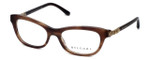 Bvlgari Designer Eyeglasses 4091B-5240 in Brown 51mm :: Rx Single Vision