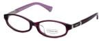 Coach Womens Designer Reading Glasses 'Kinslee' HC6037 in Purple (5069) 51mm