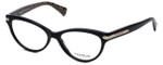 Coach Womens Designer Reading Glasses  HC6066 in Black (5261) 51mm