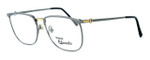 Fashion Optical Designer Eyeglasses E2055 in Gunmetal 57mm :: Rx Single Vision
