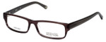 Kenneth Cole Reaction Designer Eyeglasses KC686-020 in Brown :: Custom Left & Right Lens