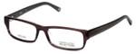 Kenneth Cole Reaction Designer Eyeglasses KC686-020 in Brown :: Rx Single Vision