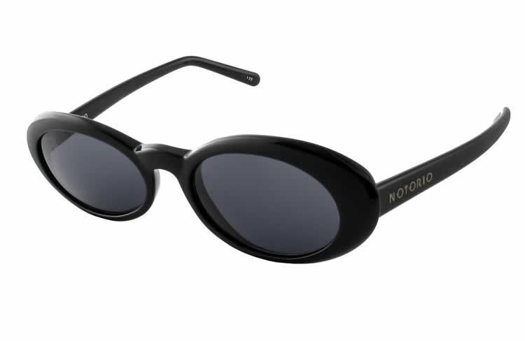 7f23926f96 Notorio N150 Black Designer Sunglasses - Designer Reading Glasses